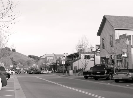 Grant Avenue - Old Town - 2014
